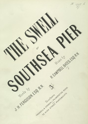 The Swell Of Southsea Pier (Portsmouth)   part 01